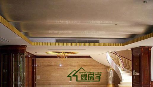 各式各样中央空调的吊顶设计说明图