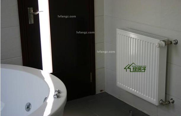 壁挂暖气片装修效果图